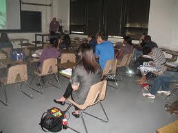Exemple d'étudiants